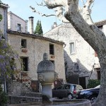 Visit Vaison-La-Romaine, a town with a medieval and a Roman heritage