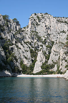 Marseille calanques