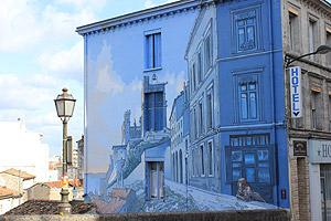 Angouleme murals