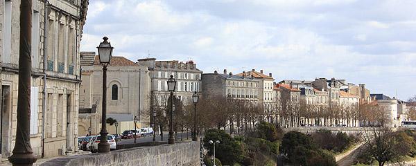 Angouleme ramparts