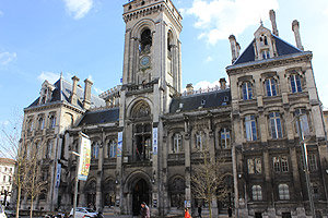 Angouleme Town Hall